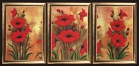 Набор вышивки бисером Маковый триптих Баттерфляй (Butterfly) 299Б - 660.00грн.