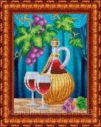 Набор для вышивки бисером Вино