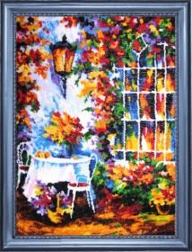 Набор для вышивки бисером Вечерний сад Баттерфляй (Butterfly) 322Б - 837.00грн.