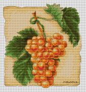 Набор для вышивки крестом Виноград