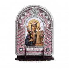 Набор для вышивки иконы с рамкой-киотом Неувядаемый цвет Новая Слобода (Нова слобода) ВК1009