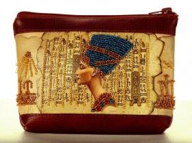 Косметичка для вышивки бисером Нефертити Баттерфляй (Butterfly) LB 052 - 500.00грн.