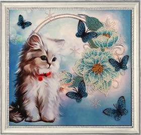 Набор для вышивки бисером Фантазия Баттерфляй (Butterfly) 123Б - 252.00грн.