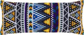Набор подушки для вышивки крестом Узоры, , 386.00грн., РВ159, Luca-S, Подушки