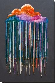 Набор для вышивки бисером Мириады капель Абрис Арт АВ-715 - 485.00грн.
