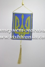 Схема для вышивки бисером Оберег Молитва за Украину Вишиванка Оберег 04 - 25.00грн.