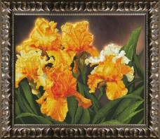 Набор для вышивки крестом Пламенное танго 1 Краса и творчiсть 90912