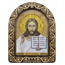 Набор для вышивки икон в рамке-киоте Христос Спаситель Новая Слобода (Нова слобода) СН5001-У