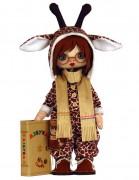 Набор для шитья куклы Премудрый Жираф