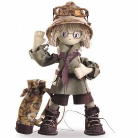 Набор для шитья куклы Сафари Брат 1