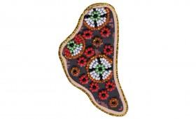 Набор - магнит для вышивки бисером Карта Украины Тернопольская область Абрис Арт АМК-019 - 40.00грн.