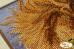 Набор для вышивки бисером Царь зверей Tela Artis (Тэла Артис) НГ-035