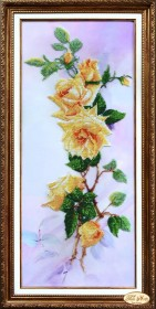 Набор для вышивки бисером Поэзия (часть 2) Tela Artis (Тэла Артис) НТК-018 - 420.00грн.