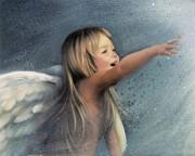 Набор для выкладки алмазной мозаикой Ангельский смех