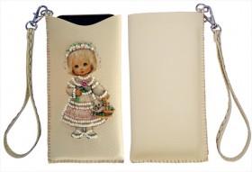 Чехол для телефона для вышивки бисером Девочка Баттерфляй (Butterfly) LB 062 - 230.00грн.