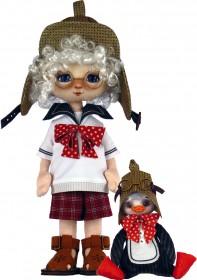 Набор для шитья куклы и мягкой игрушки Мальчик с пингвином Zoosapiens К1078Z - 595.00грн.