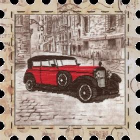 Набор для вышивки нитками Автомобиль Новая Слобода (Нова слобода) КО4017 - 274.00грн.