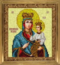 Набор для вышивки ювелирным бисером Икона Озерянская Краса и творчiсть 81213