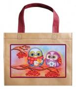 Набор - сумка Совы и рябина