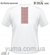 Мужская футболка для вышивки бисером ФМ-5