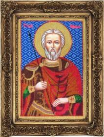 Набор для вышивки бисером иконы Святой Мина Баттерфляй (Butterfly) 492Б - 564.00грн.