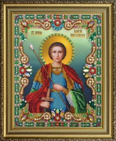 Набор для вышивки бисером Георгий Победоносец Картины бисером Р-400 - 1 050.00грн.