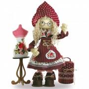 Набор для шитья куклы Модистка
