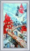 Набор для вышивки бисером Город эльфов 2