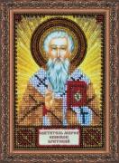 Набор для вышивки бисером Святой Мирон