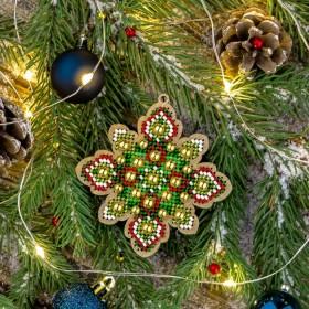 Набор для вышивки бисером по дереву FLK-398 Волшебная страна FLK-398 - 114.00грн.