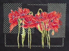 Набор для вышивки крестом Маки Абрис Арт АН-138 - 230.00грн.