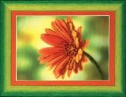 Набор для вышивки крестом Цветок