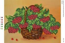 Рисунок на габардине для вышивки бисером Калина Вишиванка А3-051