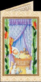 Набор - открытка для вышивки бисером Колыбель Абрис Арт АО-119 - 68.00грн.