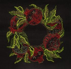 Набор для вышивки крестом Гранаты Абрис Арт АН-120 - 169.00грн.