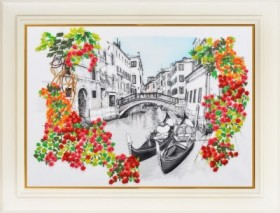 Набор для вышивания нитками Венеция OLANTA R-005 - 149.00грн.