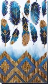 Набор для вышивания бисером Индиго Абрис Арт АВ-723 - 556.00грн.