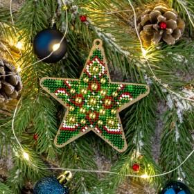 Набор для вышивки бисером по дереву FLK-397 Волшебная страна FLK-397 - 114.00грн.