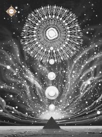 Схема вышивки бисером на атласе В мире иллюзий