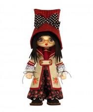 Набор для шитья куклы Девочка Швеция Zoosapiens К1086Z