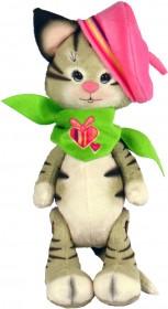 Набор для шитья мягкой игрушки Котик в берете