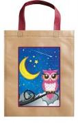Набор - сумка Сова и луна