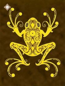 Схема вышивки бисером Magic leiopelma, , 87.00грн., СЛ-3336, Миледи, Рисунки на ткани для вышивки бисером Веселые картинки