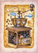 Набор вышивки крестом Кофе в зернах
