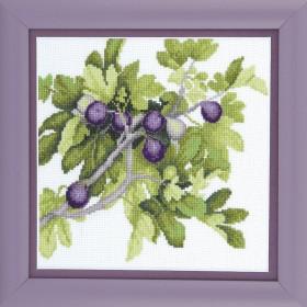 Набор для вышивания крестом Инжир Cristal Art ВТ-195 - 195.00грн.