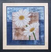 Набор для вышивки бисером Цветы любви 3