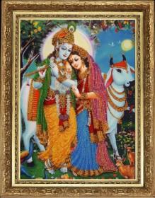 Набор для вышивки бисером Кришна с флейтой Баттерфляй (Butterfly) 400 - 348.00грн.