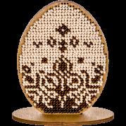 Набор для вышивки бисером по дереву Писанка