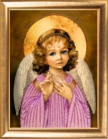 Набор для вышивания бисером Маленький ангел Баттерфляй (Butterfly) 828Б - 324.00грн.
