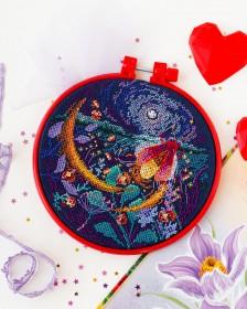 Набор для вышивки крестом Светлячки Абрис Арт АНМ-053 - 142.00грн.